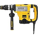 Dewalt 45 mm SDS-max Kombihammer D25602K - Kraftvoller Bohrhammer mit 8 J Schlagenergie und 2-Stufen-Kupplung für diverse Bohranwendungen & Meißelarbeiten - 1 x Bohrhammer 1250 W
