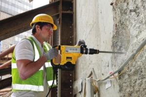 Dewalt D25602K Bohrhammer SDS-max Kombihammer 6 kg, 45 mm, 1250 W, 8 Joule