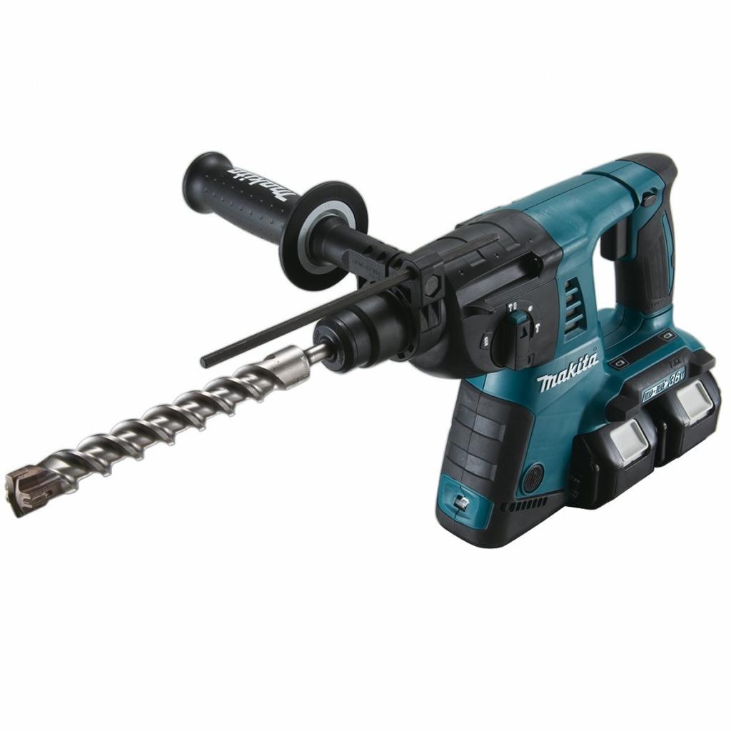 Makita Akku-Bohrhammer 18V für SDS-Plus, DHR263Z