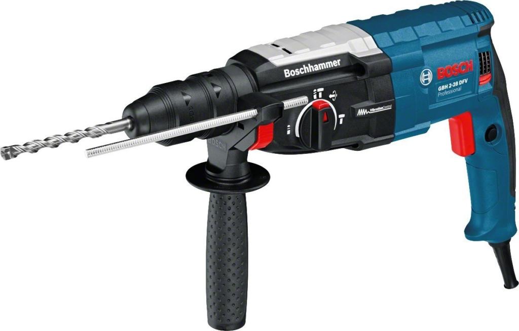 Bosch Bohrhammer GBH 2-28 F 880 Watt 3,2 Joule