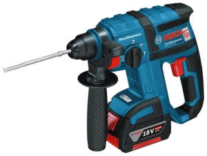 Bosch GBH 18 V-EC Professional Akkubohrhammer inklusive 36 Monate Voll-Service