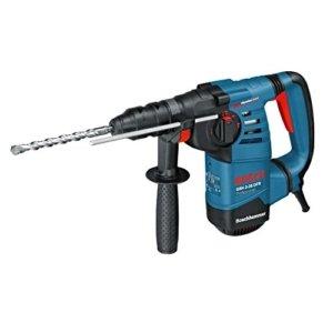 Bosch Professional GBH 3-28 DFR, 800 Watt, 3,1 Joule, SDS-plus, Schnellspannbohrfutter 13 mm