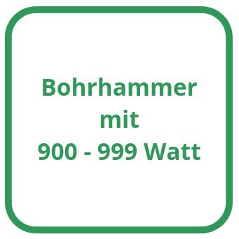 Bohrhammer mit 900 bis 999 Watt