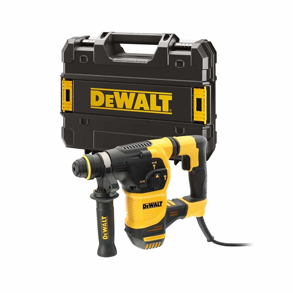 DeWALT Bohrhammer SDS-plus D25333K-QS zum Meißeln & Hammerbohren kabelgebunden